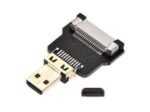 FPV Micro HDMI Board Horizontal Male Converter a Type for GH4, for Gopro, for BMPC, for A5000, for A6000, for A7R, for A7S, for RPi Camera
