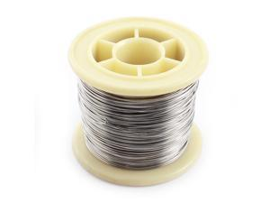 Unique Bargains 50M Long 0.5mm AWG24 Nickel Copper Alloy Resistance Heating Coils Resistor Wire