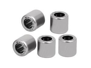 HK0910 9mmx13mmx10mm Full Complement Drawn Cup Needle Roller Bearing 5pcs