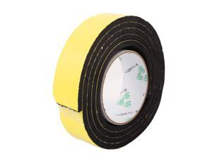 35mm x 6mm Single Sided Self Adhesive Shockproof Sponge Foam Tape 2M Length