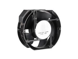 Cooling Fan 170mm x 150mm x 51mm DC 220-240V 0.22A Dual Ball Bearings