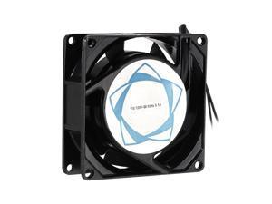 Cooling Fan 80mm x 80mm x 25mm SF8025AT DC 110V/120V 0.14A Dual Ball Bearings