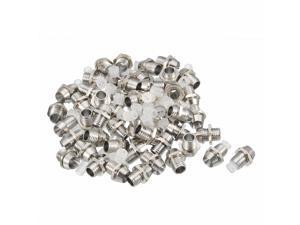 Unique Bargains 100pcs 3mm LED   Holder Light Socket for Light-emitting Diode Lighting