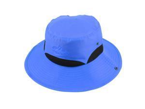 Compare. Ladies Women Foldable Head Decor Summer Wide Brim Sun Cap Beach  Fishing Hat Blue 971b5c7e96c1