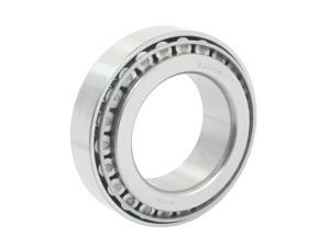 40mm Bore Dia 68mm OD 19mm Thickness Tapered Roller Bearing 32008