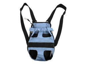 Dog Treat Pouch Training Waist Sports Bag Carry Pet Toys Dog Training Accessory Front Mesh Pocket Easily Carries Medium Size Blue