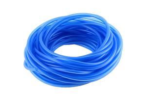 "4mm 0.16"" Blue Silicone Vacuum Hose Racing Line Pipe Tube 59ft 18M"