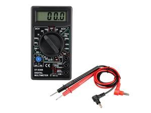 Digital Multimeter , Electronic Multimeters with Diode and Test Tester DT830B