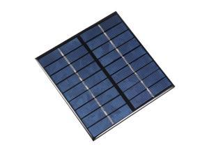 2W 9V Small Solar Panel Module DIY Polysilicon for Toys Charger