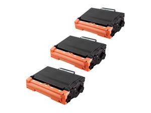 Superb Choice® Compatible High Yield toner Cartridge for Brother TN850 use in Brother HL-L5200DW (3 Black)