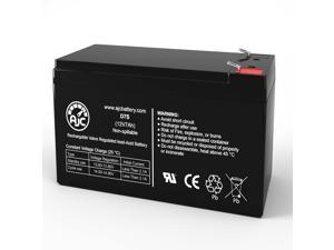 CyberPower OR2200LCDRM2U 12V 7Ah UPS Battery - This is an AJC Brand Replacement