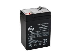 This is an AJC Brand Replacement CyberPower CP525SL 12V 9Ah UPS Battery