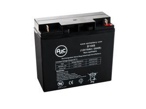 Golden Technologies Hawk 12V 18Ah Wheelchair Battery - This is an AJC Brand Replacement