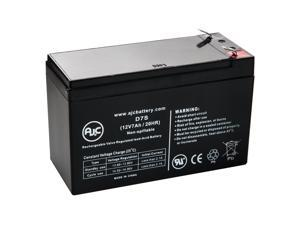 Universal Power Group UB-1270 12V 7Ah Sealed Lead Acid Battery - This is an AJC Brand Replacement