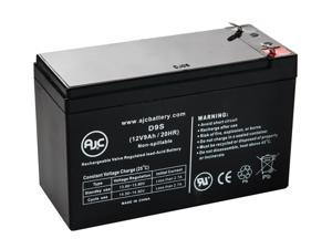 Deltec PowerRite Pro PRA2000 12V 18Ah UPS Battery This is an AJC Brand Replacement
