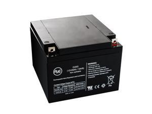 This is an AJC Brand Replacement Eaton Powerware PW5115 1000 USB 12V 9Ah UPS Battery