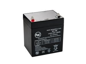 DSC SB1240 12V 4.5Ah Alarm Battery - This is an AJC Brand Replacement