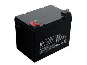 Excel XL-U1 12V 35Ah Wheelchair Battery - This is an AJC Brand Replacement