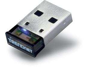 TRENDnet Low Energy Micro Bluetooth 4.0 Class I USB 2.0 with Distance up to 100Meters_328 Feet. Compatible with Win 8.1_8_7_V