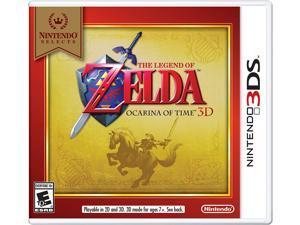 Nintendo The Legend of Zelda: Ocarina of Time 3D - Nintendo 3DS