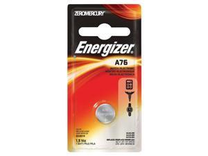 Energizer 1.5V Watch/Elec Battery A76BPZ Unit: EACH