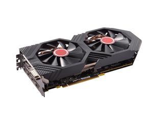 XFX Radeon RX 580 DirectX 12 RX-580P8DFD6 8GB 256-Bit DDR5 PCI Express 3.0 CrossFireX Support GTS XXX Edition Video Card