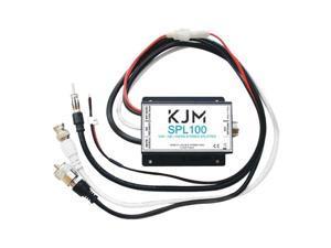 KJM KJM-SPL100 VHF (TX/RX), AIS  and  AM/FM (RX) Splitter