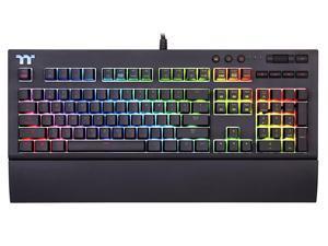 Tt eSPORTS TT Premium X1 Cherry Mx Blue RGB Gaming Keyboard - KB-TPX-BLBRUS-01