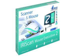 IRIS 458075 IRISCAN MOUSE 2 EXECUTIVE USB