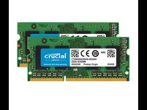 CRUCIAL BY MICRON - DRAM CT2K8G3S186DM 16GB KIT 2X8GB CL13 DDR3L