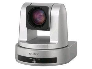 SONY - 12X 1080P/60 DESKTOP PTZ CAMERA - USB 3.0, SILVER