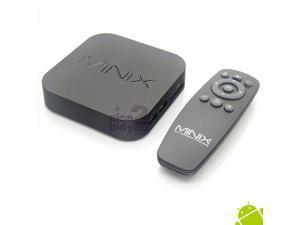 MiniX NEO X7mini Quad Core RK3188 1.6GHz Android 4.2 8GB Nand Flash Mini PC 2GB DDR3 RAM Google Smart TV Box Media Player Bluetooth XBMC WiFi HDMI