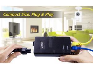 Planet POE-173 60-Watt Ultra Power Over Ethernet Injector