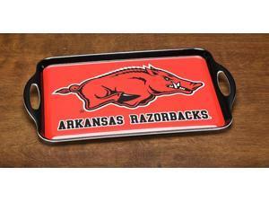 Bsi Products Inc Arkansas Razorbacks Melamine Serving Tray Melamine Serving Tray