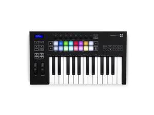 Novation Launchkey 25 Mk3 25-Key MIDI Controller Keyboard