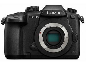 Panasonic Lumix GH5 4K Mirrorless Camera (Body Only)