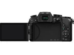 Panasonic LUMIX G7 Mirrorless Camera with 14-42mm f/3.5-5.6 Lens (Black)
