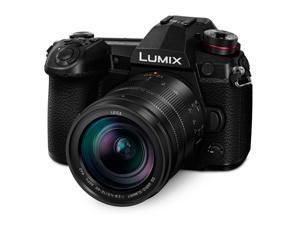 Panasonic Lumix G9 Mirrorless Digital Camera with Leica DG 12-60mm f/2.8-4 Lens