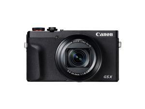 Canon PowerShot G5 X Mark II Digital Camera (Black)