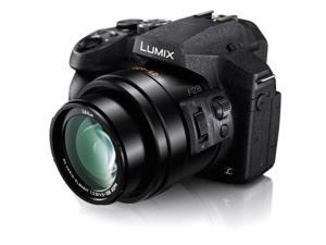 Panasonic LUMIX FZ1000 4K QFHD/HD 16x Long Zoom Digital Camera (Black) -  Newegg com