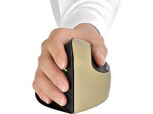 Evoluent Mouse VMCRWG Vertical Mouse C Right Wireless Gold Retail