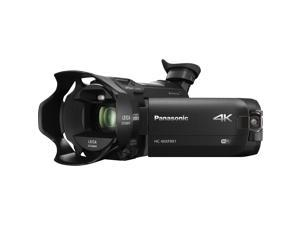 Panasonic WXF991 4K Ultra HD Camcorder with Twin Camera