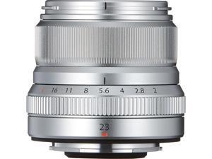 FUJIFILM 600017197 Digital Camera Lenses Silver