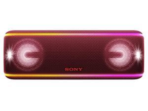 Sony Portable Wireless BLUETOOTH® Speaker SRS-XB41 - Red