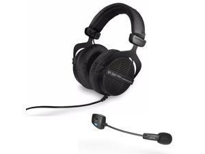 Beyerdynamic DT 990 PRO (Ninja Black, Limited Edition) with ModMic Wireless Gamer's bundle