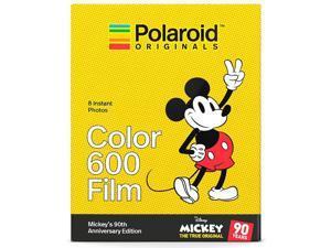 Polaroid Originals Mickey Mouse 90th Anniversary Edition Color 600 Instant Film