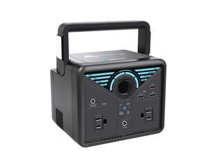 Renogy Phoenix 200 Portable Pure Sine Wave Station, 189Wh Solar Generator, Lithium Backup Supply with Quick Charge USB, Power Delivery Type-C, D-Tape, AC Outlet for CPAP Camping Camcorder