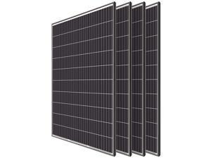 Renogy 320 Watt Monocrystalline Solar Panel, 4 Pcs