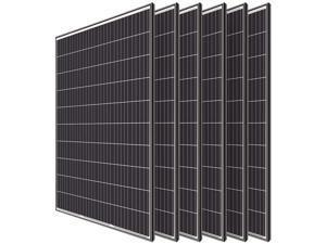 Renogy 320 Watt Monocrystalline Solar Panel, 6 Pcs