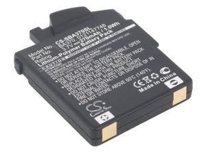 Battery for Sennheiser PXC 310 BT MM 400 500 MM 450 Travel 0121147748 BA-370PX
